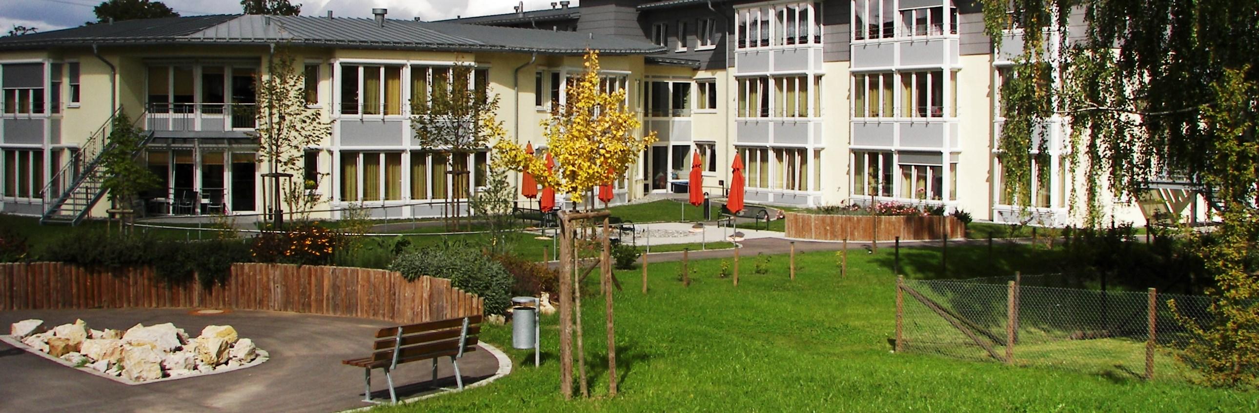 Haus Der Pflege Martinus Weil Im Schönbuch