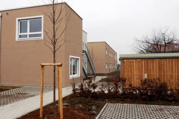 Neues Wohnheim Bietet 24 Menschen Mit Behinderungen Ein Zuhause